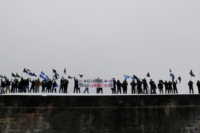 La Meute et Storm Alliance ont entamé leur... (PHOTO REUTERS)
