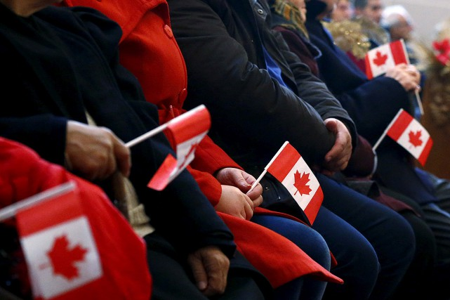 Le Canada a accueilli 46 640 réfugiés en... (Mark Blinch, archives REUTERS)