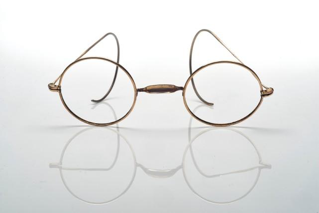 Le prix de cette paire de lunettes ayant... (Photo AFP)