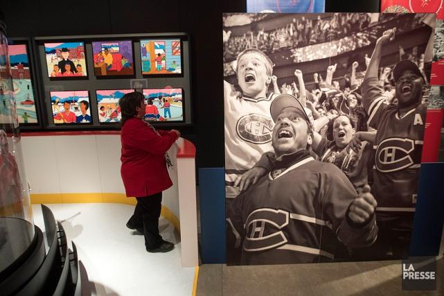 Le musée Pointe-à-Callière présente, depuis samedi et jusqu'au... (PHOTO IVANOH DEMERS, LA PRESSE)