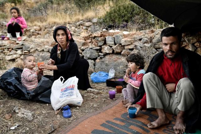 La Turquie est l'un des principaux lieux de... (AFP)
