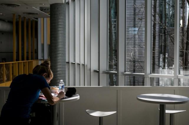 Ce ne sont plus les étudiants avec des... (Photo Edouard Plante-Fréchette, archives La Presse)