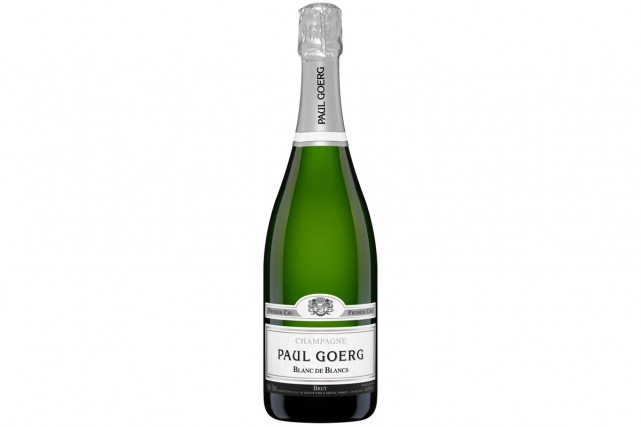 Paul Goerg Blanc de Blancs, 46,25 $ (11766597)... (Photo fournie par la SAQ)