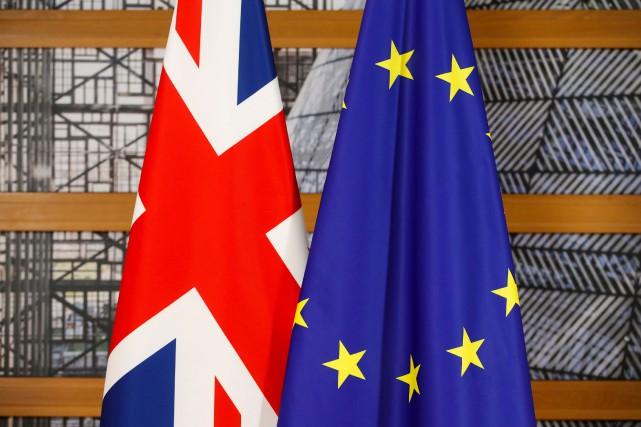 Le secrétaire d'État américain Rex Tillerson a appelé mardi l'Union européenne... (Photo Christian Hartmann, Agence France-Presse)