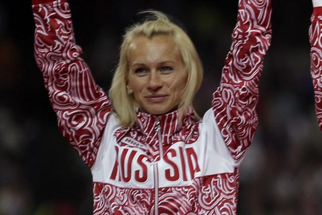 Yulia Gushchina... (Photo Matt Slocum, archives AP)