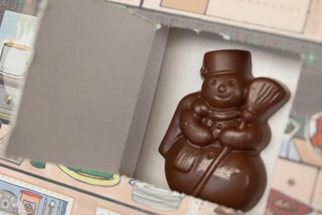 La boulangerie-pâtisserie Mamie Clafoutis lance cette année son... (photo fournie par Mamie Clafoutis)
