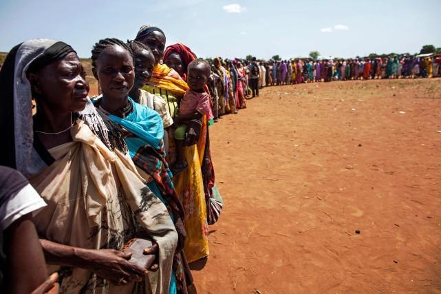 Dans un rapport de l'ONU publié mardi, le... (ARCHIVES AFP)