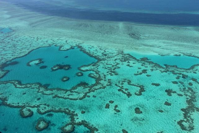Inscrite au patrimoine mondial de l'UNESCO, la Grande... (ARCHIVES AFP)