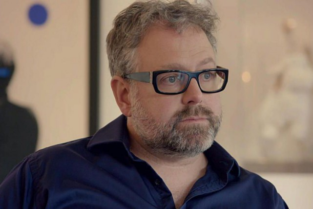 Alexandre Taillefer (documentaire Bye).... (Crédit : ICI Radio-Canada.)
