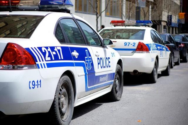 La Sûreté du Québec a perquisitionné au quartier... (PHOTO SARAH MONGEAU-BIRKETT, Archives LA PRESSE)