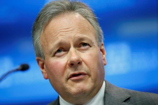 Stephen Poloz, gouverneur de la Banque du Canada... (PhotoChris Wattie, Reuters)