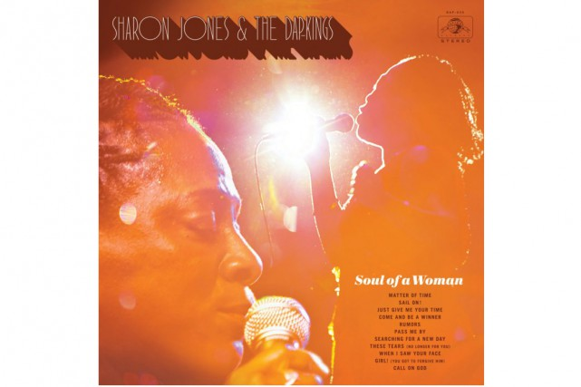 Soul of a Woman, Sharon Jones & The Dap-Kings... (Image fournie par Daptone Records)