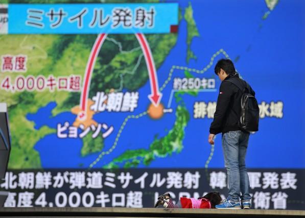 L'inquiétude mondiale à l'égard de la Corée du... (PHOTO archives AP)
