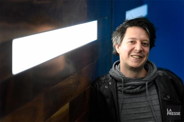 Florent Bony, directeur d'Aurores Montréal... (PHOTO BERNARD BRAULT, LA PRESSE)