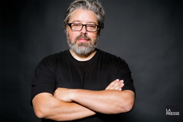 Francis Leclerc, réalisateur dePieds nus dans l'aube, signera... (Photo François Roy, archives La Presse)