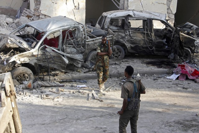 Le Pentagone a conclu que ses soldats n'avaient tué que des militants... (ARCHIVES AP)
