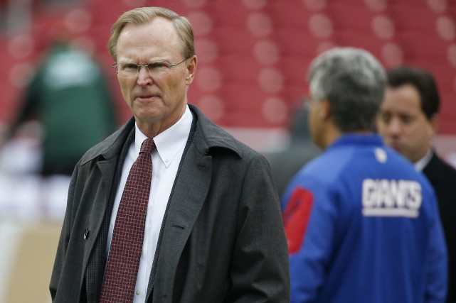 John Mara... (ARCHIVES AP)