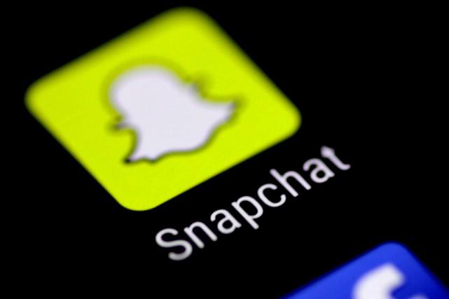 «Le nouveau Snapchat» va séparer les deux types... (PHOTO ARCHIVES REUTERS)