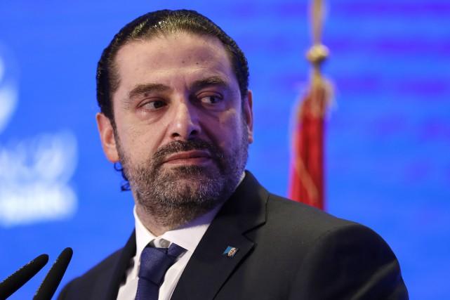 Saad Hariri... (AP)