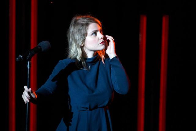 Si la chanteuse québécoise Coeur de pirate admet... (PHOTO ROBERT SKINNER, archives LA PRESSE)