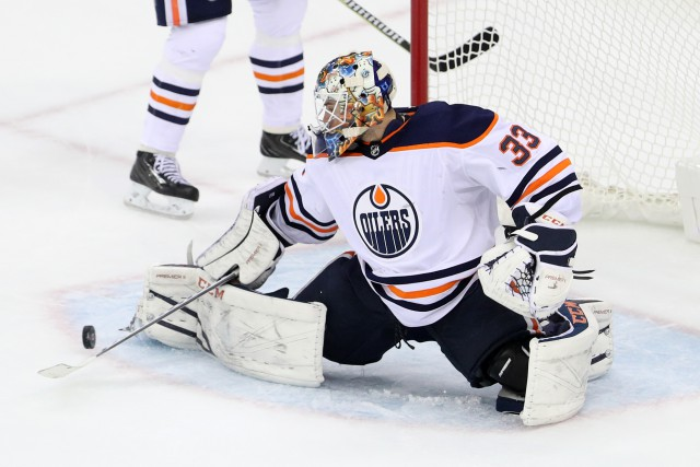 Cam Talbot... (Photo Ed Mulholland, USA TODAY Sports)