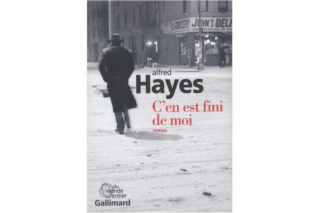 C'en est fini de moi... (Photo fournie par Gallimard)