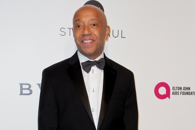 Russell Simmons a créé le label Def Jam... (PHOTO ARCHIVES AFP)