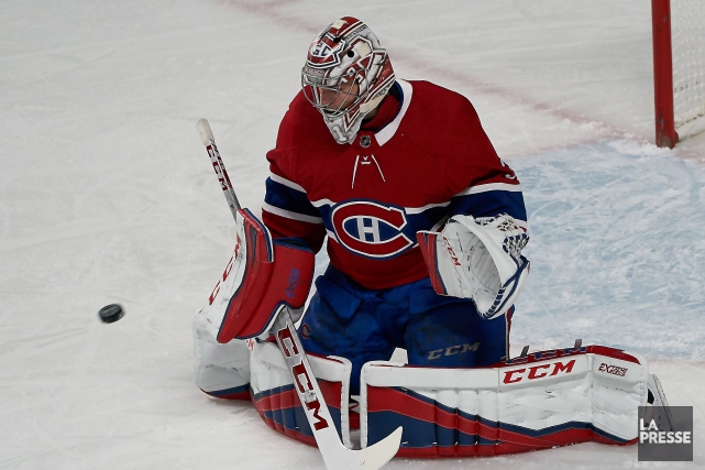 Carey Price... (Photo André Pichette, La Presse)
