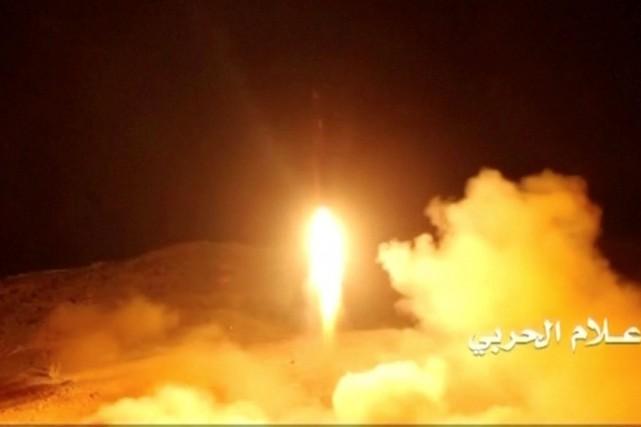 Un missile avait également été lancé le 5... (REUTERS)