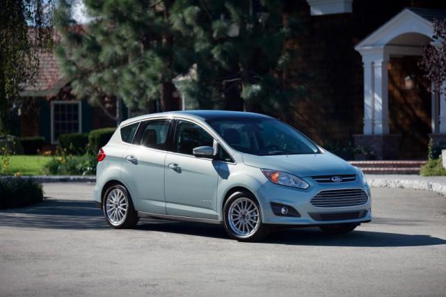 Basé sur le châssis de la Focus et... (Photo fournie par Ford)