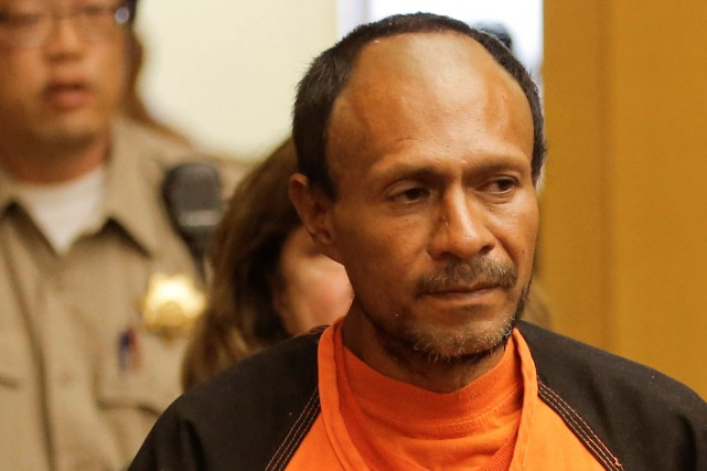 Jose Ines Garcia Zarate s'était retrouvé malgré lui... (PHOTO ARCHIVES REUTERS)