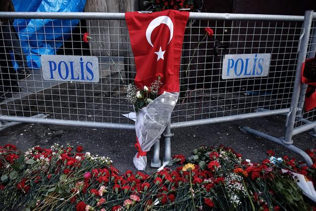 La Turquie a été frappée depuis plus de... (PHOTO HALIT ONUR SANDAL, ARCHIVES ASSOCIATED PRESS)