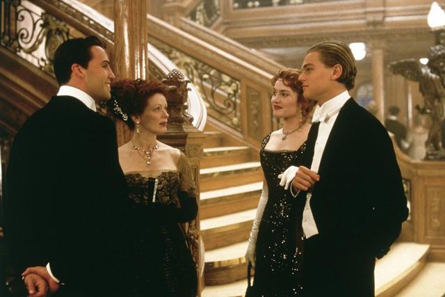 En revoyant Titanic20 ans plus tard, sans jamais l'avoir revu depuis... (Photo fournie par Paramount Pictures)