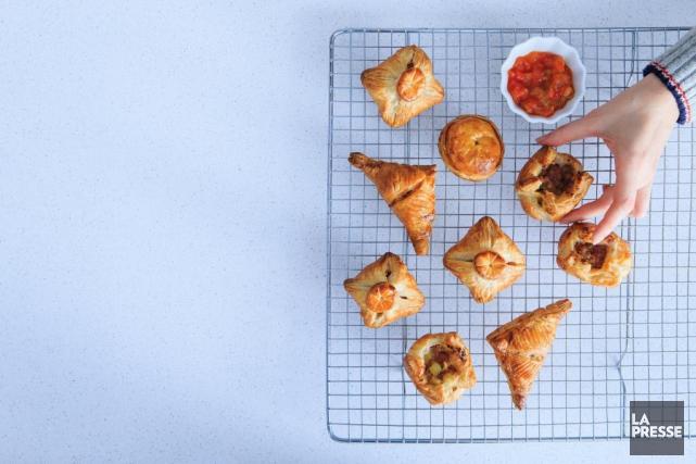 On peut tout simplement faire de petits pâtés... (Photo Edouard Plante-Fréchette, La Presse)