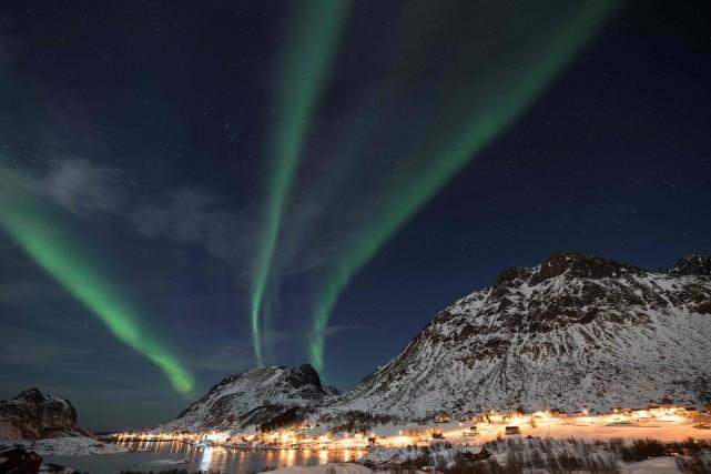 Le Canada, le Danemark, les îles Féroé, la... (Photo OLIVIER MORIN, AFP)