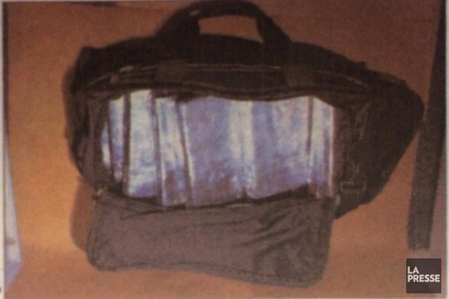 Les 94kilogrammes de cocaïne avaient été dissimulés dans... (Photo La Presse)