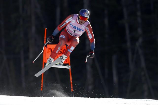 Aksel Lund Svindal... (PHOTO Jeff Swinger, USA TODAY Sports)