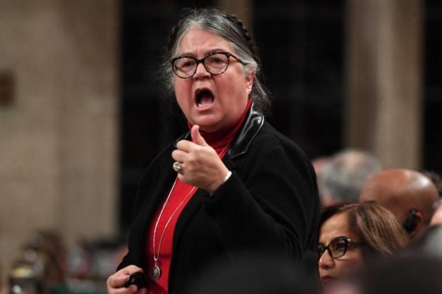 La ministre du Revenu national, Diane Lebouthillier.... (ARCHIVES PC)