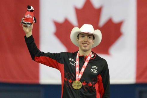 Alex Boisvert-Lacroix... (PhotoMike Ridewood, La Presse canadienne)