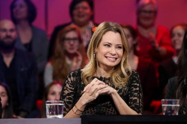 La comédienne Catherine-AnneToupin... (PHOTO FOURNIE PAR ICI RADIO-CANADA TÉLÉ)