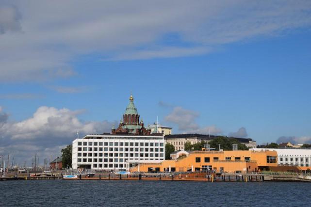 Helsinki est une destination mode et design injustement... (PHOTO MURIEL FRANÇOISE, COLLABORATION SPÉCIALE)
