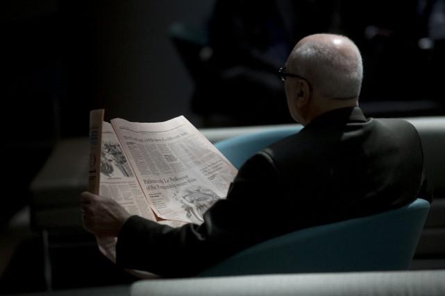 L'étude a été réalisée en collaboration avec la... (Photo Andrew Harrer, archives Bloomberg)