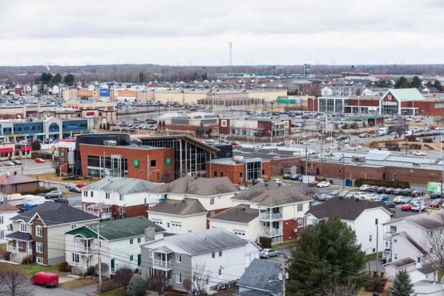 Drummondville compte plus de 500entreprises manufacturières. Son dynamisme... (PHOTO EDOUARD PLANTE-FRÉCHETTE, ARCHIVES LA PRESSE)