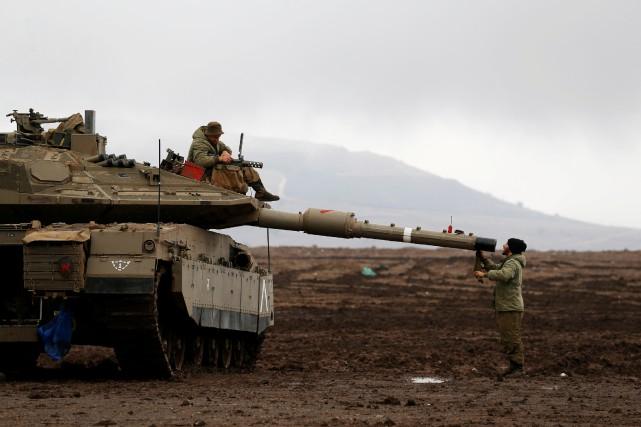 Depuis le déclenchement de la guerre en Syrie... (ARCHIVES REUTERS)