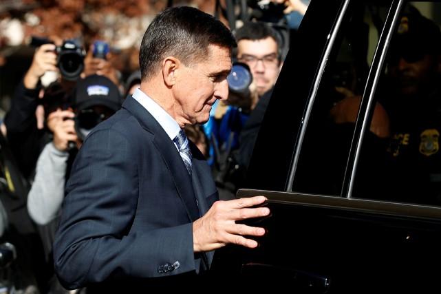 Michael Flynn... (PHOTO REUTERS)