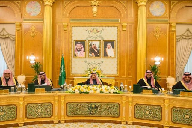 Mardi, le Conseil des ministres saoudien a «espéré... (Photo REUTERS)