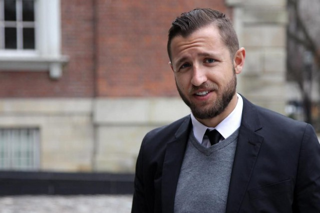 Lejournaliste de Vice Media Ben Makuchconteste le jugement... (Photo Colin Perkel, La Presse canadienne)