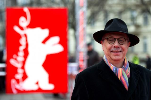Dieter Kosslick, directeur de la Berlinade, devra quitter... (PHOTO ARCHIVES AFP)
