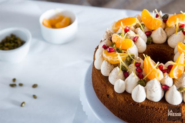 Le pâtissier Patrice Demers nous livre ses secrets... (PHOTO MARCO CAMPANOZZI, LA PRESSE)