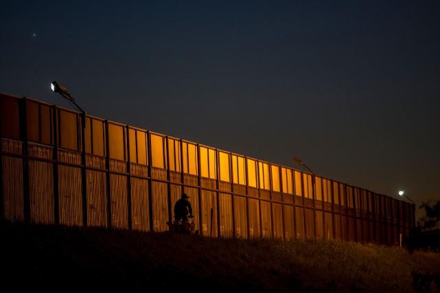 En moyenne, près d'un millier de personnes sont... (PHOTO AFP)